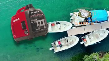 Seasons on the Fly TV Spot, 'Win a Honda Generator and Trip for Two' - Thumbnail 3