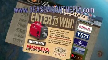 Seasons on the Fly TV Spot, 'Win a Honda Generator and Trip for Two' - Thumbnail 7
