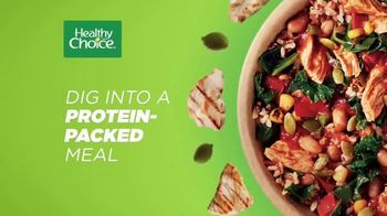 Healthy Choice Power Bowls TV Spot, 'Keep the Cravings Away'