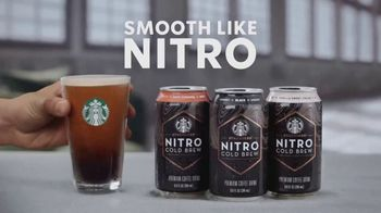 Starbucks Nitro Cold Brew TV Spot, 'Smooth Like Nitro' Song by Letherette - Thumbnail 9