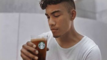 Starbucks Nitro Cold Brew TV Spot, 'Smooth Like Nitro' Song by Letherette - Thumbnail 7