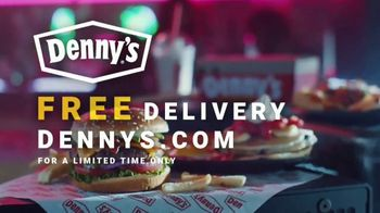 Denny's TV Spot, 'Staying at Home: Free Delivery' - Thumbnail 7