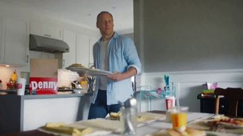 Denny's TV Spot, 'Staying at Home: Free Delivery'