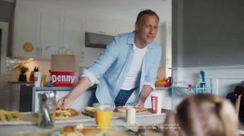 Denny's TV Spot, 'Staying at Home: Free Delivery' - Thumbnail 3
