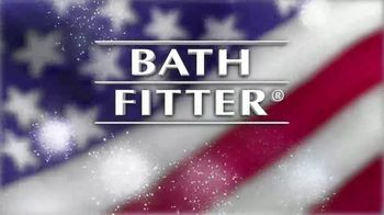 Bath Fitter TV Spot, 'Independence Day Deals: Zero Percent Interest'