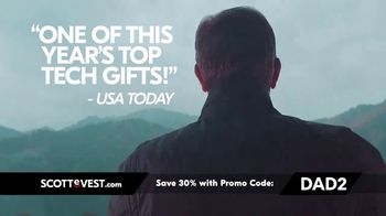SCOTTeVEST Father's Day Sale TV Spot, 'Pockets: 30 Percent Off' - Thumbnail 7