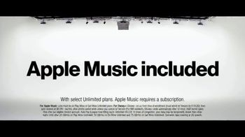 Verizon Unlimited TV Spot, 'Unlimited Built Right: More Plans' - Thumbnail 8