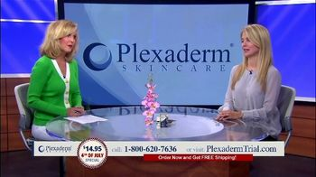 Plexaderm Skincare Fourth of July Special TV Spot, \'Hottest Videos: $14.95\'