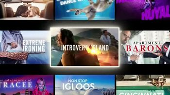 Taco Bell $5 Chalupa Cravings Box TV Spot, 'Introvert Island'