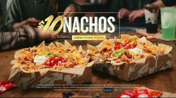 Taco Bell $10 Nachos Cravings Pack TV Spot, 'More' - Thumbnail 7
