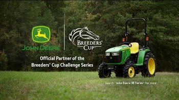 John Deere 3E Series TV Spot, 'Karen's Land: Breeders' Cup' - Thumbnail 10