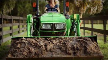 John Deere 3E Series TV Spot, 'Karen's Land: Breeders' Cup' - Thumbnail 2