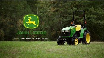 John Deere 3E Series TV Spot, 'Karen's Land: Breeders' Cup' - Thumbnail 8