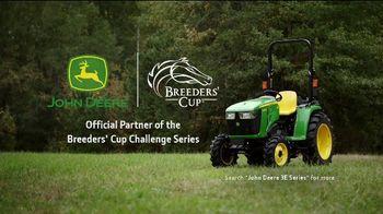 John Deere 3E Series TV Spot, 'Karen's Land: Breeders' Cup' - Thumbnail 9
