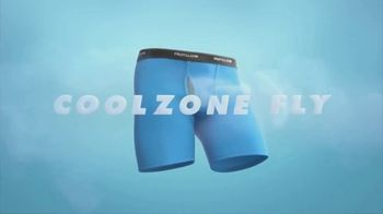 Fruit of the Loom TV Spot, 'CoolZone Fly'