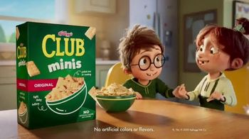 Kellogg's Club Minis TV Spot, 'Ready to Snack' - Thumbnail 9