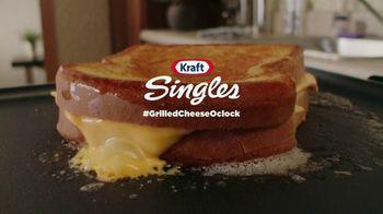 Kraft Singles TV Spot, 'Grilled Cheese O'Clock' - Thumbnail 6