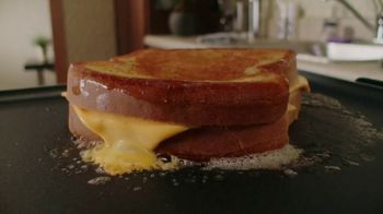 Kraft Singles TV Spot, 'Grilled Cheese O'Clock' - Thumbnail 1