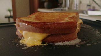 Kraft Singles TV Spot, 'Grilled Cheese O'Clock' - Thumbnail 3