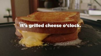 Kraft Singles TV Spot, \'Grilled Cheese O\'Clock\'