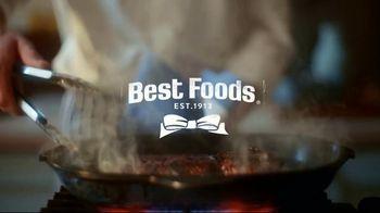 Best Foods Drizzle Sauces TV Spot, 'Restaurant Flavor' - Thumbnail 1