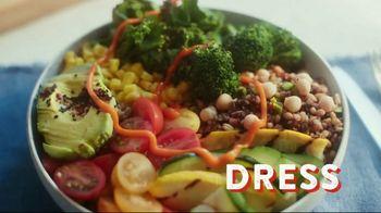 Best Foods Drizzle Sauces TV Spot, 'Restaurant Flavor' - Thumbnail 6
