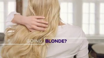 L'Oreal Paris EverPure Brass Toning Purple TV Spot, 'Correct Brassiness' Featuring Jonathan Colombini