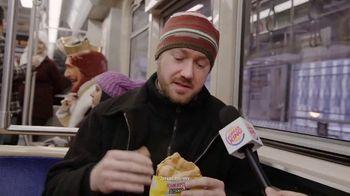 Burger King Impossible Croissan'wich TV Spot, 'Plants' - Thumbnail 5