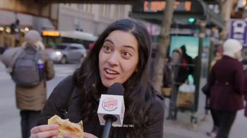 Burger King Impossible Croissan'wich TV Spot, 'Plants' - Thumbnail 7