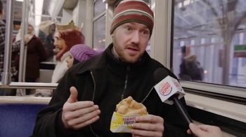 Burger King Impossible Croissan'wich TV Spot, 'Re-Edit'