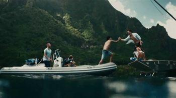 Polo Ralph Lauren Deep Blue TV Spot, 'Fly Away' Featuring Simon Nessman, Song by Ruelle - Thumbnail 4