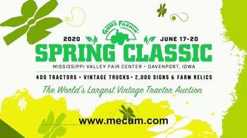Mecum Gone Farmin' 2020 Spring Classic TV Spot, '500 Vintage Tractors' - Thumbnail 2