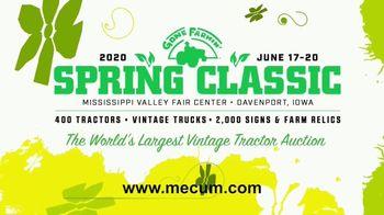 Mecum Gone Farmin' 2020 Spring Classic TV Spot, '500 Vintage Tractors'