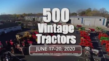 Mecum Gone Farmin' 2020 Spring Classic TV Spot, '500 Vintage Tractors' - Thumbnail 5