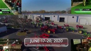 Mecum Gone Farmin' 2020 Spring Classic TV Spot, '500 Vintage Tractors' - Thumbnail 6