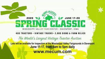 Mecum Gone Farmin' 2020 Spring Classic TV Spot, '500 Vintage Tractors' - Thumbnail 9