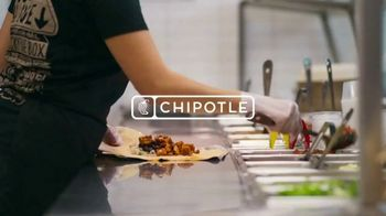 Chipotle Mexican Grill Digital Kitchen TV Spot, 'Appetizing: $1 Delivery' - Thumbnail 1