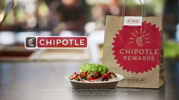 Chipotle Mexican Grill Digital Kitchen TV Spot, 'Appetizing: $1 Delivery' - Thumbnail 9