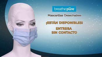Breathe Pure TV Spot, 'Mascarillas desechables' [Spanish] - Thumbnail 4