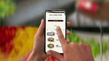 Chipotle App TV Spot, 'Ready For You: $1 Delivery Fee' - Thumbnail 2