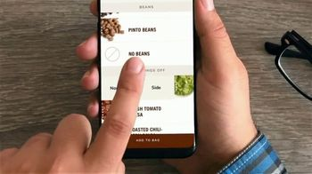 Chipotle App TV Spot, 'Ready For You: $1 Delivery Fee' - Thumbnail 6