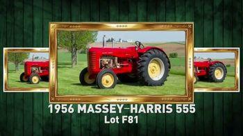 Mecum Gone Farmin' 2020 Spring Classic TV Spot, 'The Steve Weeber Collection' - Thumbnail 5
