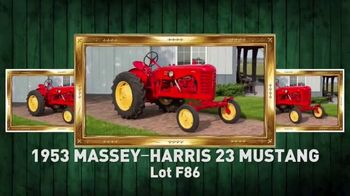 Mecum Gone Farmin' 2020 Spring Classic TV Spot, 'The Steve Weeber Collection' - Thumbnail 6