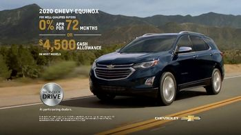 Chevrolet TV Spot, 'Chevy Cares: Open Road: Certified Service' [T2] - Thumbnail 8