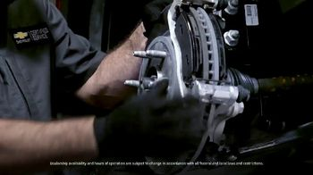 Chevrolet TV Spot, 'Chevy Cares: Open Road: Certified Service' [T2] - Thumbnail 5