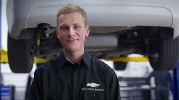 Chevrolet TV Spot, 'Chevy Cares: Open Road: Certified Service' [T2] - Thumbnail 6