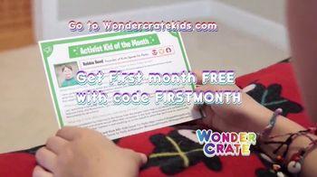 Wonder Crate TV Spot, 'Ordinary People Change the World' - Thumbnail 6