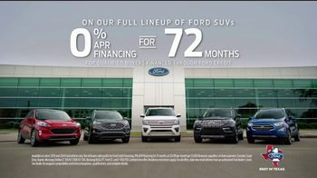 Ford TV Spot, 'Drive It Like You Can Do It All' Song by Spencer Ludwig [T2] - Thumbnail 9