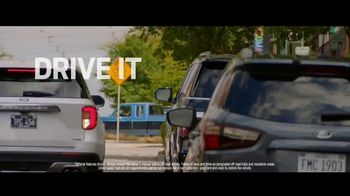 Ford TV Spot, 'Drive It Like You Can Do It All' Song by Spencer Ludwig [T2] - Thumbnail 2