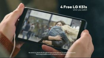 Boost Mobile TV Spot, 'Difficulty Streaming: LG Phones' - Thumbnail 6
